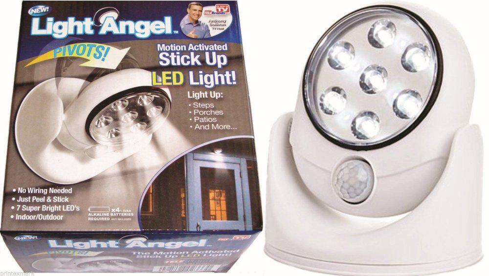 Светильники для шкафов Light Angel