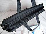 Портфель мужской. Сумка с нейлона. Отличное качество. Сумка для ноутбука. Интернет магазин сумок., фото 9