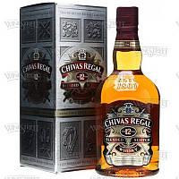Виски Chivas Regal 12 y.o.(Чивас Ригал 12 лет) 2L