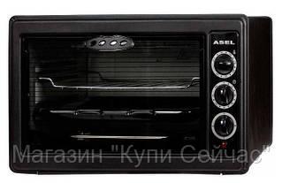 Электропечь ASEL AF-0123 Black