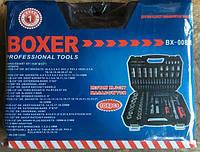 Набор ключей и головок BOXER. На 108 элементов