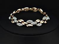 "Браслет ""Калисто"" с камнями Swarovski Fallon Jewelry 16.5 см 0100-95 (1300)"