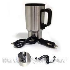 Дорожная термокружка CUP 2240 с подогревом, фото 3