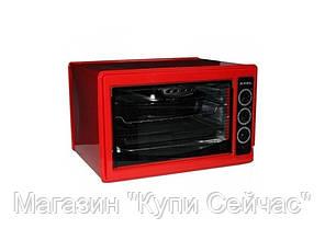 Электропечь ASEL AF-0023 Red