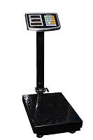 Весы торговые электронные 200кг 30*40 с металлической головой