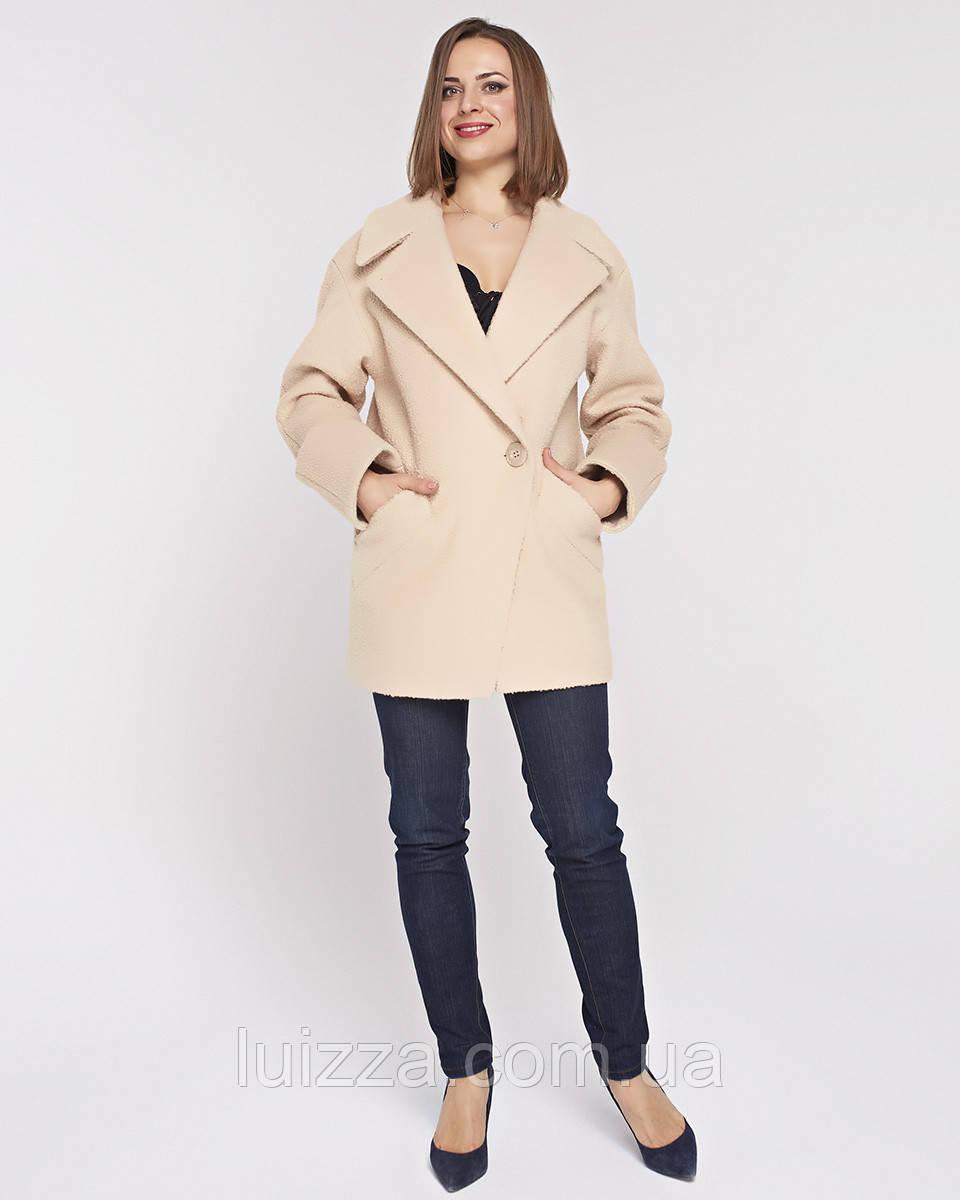 ef6986a6e93 Женское Полупальто -пиджак с Английским Воротом