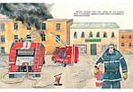 Весёлый пожарный. И.Зартайская, фото 4