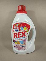 REX - Гель для стирки Color Цветущая сакура 1,32л, фото 1