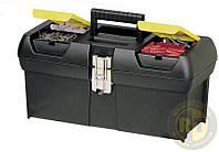 Ящик для инструмента серии 2000 с 2-мя встроенными органайзерами, лотком и металлическими замками STANLEY 1-92-064