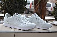 Кроссовки     женские подростковые белые модные (Код: Ш336)