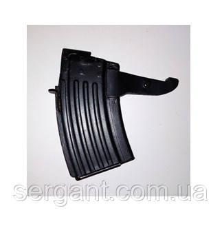 Магазин знімний ріжковий металевий на 10 патронів для СКС