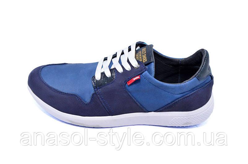 Кеды Multi-Shoes Levis GH1 Blue