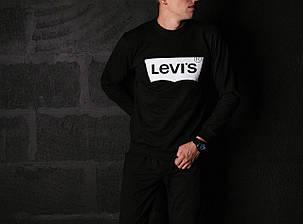 Мужской свитшот / кофта в стиле Levi's (L, XL размеры), фото 2