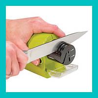 Механическая точилка для ножей Swifty Sharp