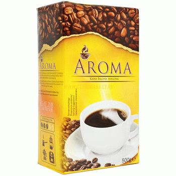 Кава мелена Aroma 500 гр.