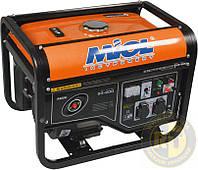 Бензогенератор 2.5 кВт с электрозапуском MIOL 83-250
