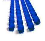 Пружина пластиковая  6мм син