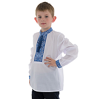 Детская вышитая рубашка вышиванка для мальчика