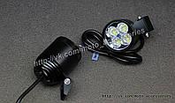 Комплект LED фар 40w 3000 LM для мотоцикла