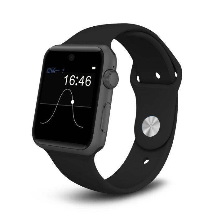 Умные часы Smart Watch Lemfo LF07 (DM09) Black 350 мАч MTK2502