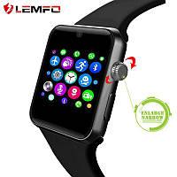 Умные часы Smart Watch Lemfo LF07 (DM09) Black 350 мАч MTK2502, фото 3