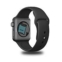 Умные часы Smart Watch Lemfo LF07 (DM09) Black 350 мАч MTK2502, фото 4