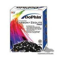 Наполнитель для фильтра Dophin активированый уголь и цеолит 200 гр.