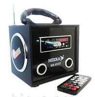 Радиоприемник NEEKA NK-6107