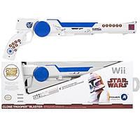 Бластер клона из Звездных войн, винтовка для Wii Nintendo, косплей