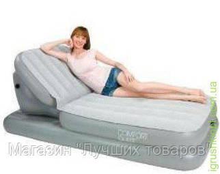 Велюр кровать с поднимающейся спинкой