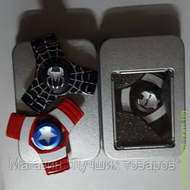 """Спиннер метал """"3 вида"""" 0107-11"""