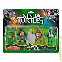 "Супергерои ""Ninja TURTLES"", 4 шт на планшете"
