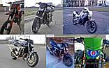 Морда кросс/эндуро/стрит для мотоцикла, фото 5