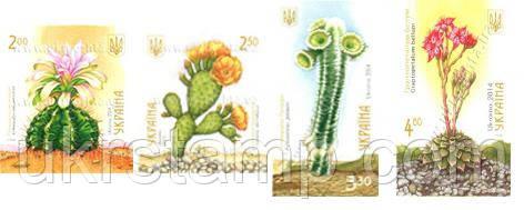 15 августа вводятся в обращение почтовые марки «Гимнокалициум анизиции»,  «Опунция микродазис», «Пилозоцереус Палмера»,  «Граптопеталум белум»