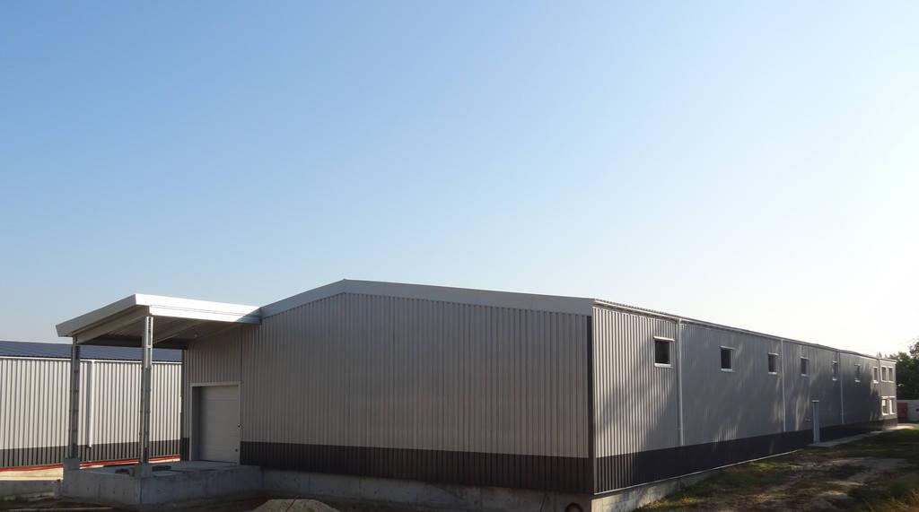 Ангар ЛСТК ArCon 18.5x25x5 м