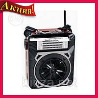 Радио GOLON RX-9122 радиоприемник + фонарь!Акция