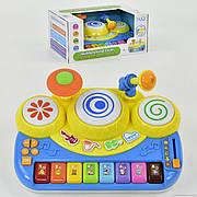 Пианино WD 3727 (12) звук, свет, в коробке