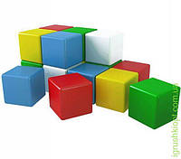 "1691 Іграшка кубики ""Веселка 2 ТехноК"""