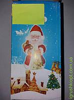 Дед Мороз музыкальный в коробке Z378