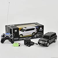 Машина 300408-1 (24) Infiniti QX 5G, р/у, аккум. 3.6V, 3 цвета, в коробке