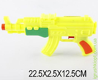 Водный пистолет 3 цвета, в пакете