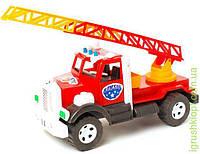 004 Машина Пожарная-Бамсик