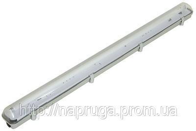 Светильник люминесцентный герметичный IP65 ЛПП 1х18