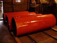 Защита поверхностей машин и механизмов от абразивного износа