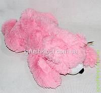 "092-3 Медведь Соня (травка) маленький розовый"" тм Золушка"