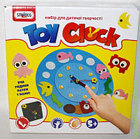 "Набор для творчества Toy Clock ""Океан"" ST"