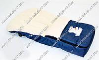 Гр Конверт на овчине 688 (1) цвет темно-синий