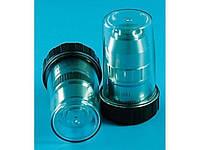 Объектив 100Х (маслянная иммерсия) к монокулярным и бинокулярным микроскопам