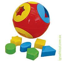 """2247 Іграшка """"Розумний малюк Куля 1 ТехноК"""""""