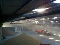 Механизация складов напольного хранения из Англии
